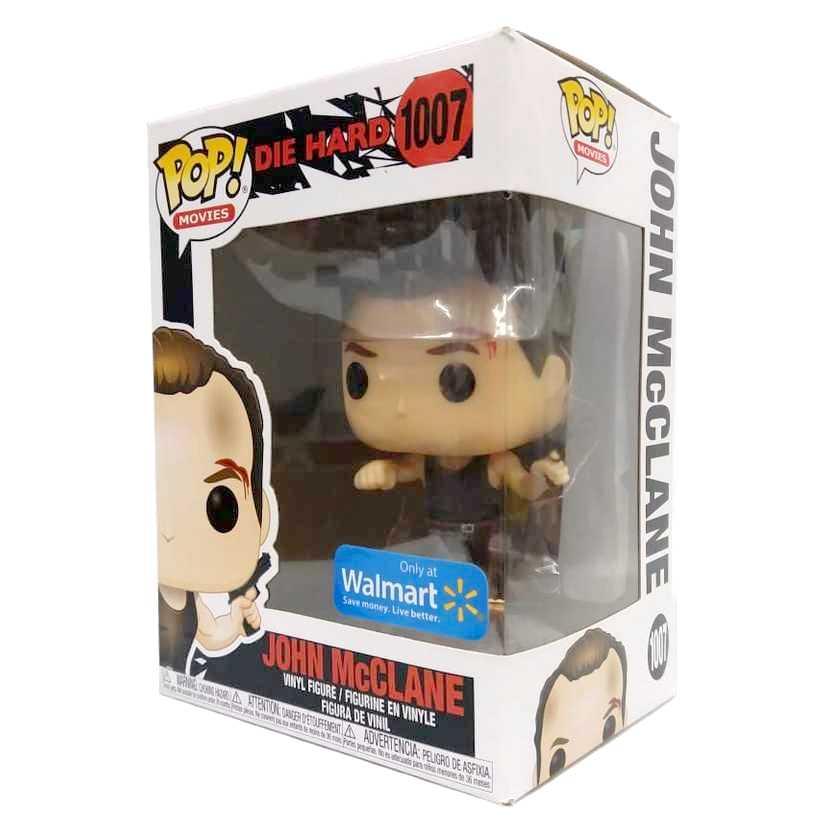 Funko Pop! Movies Die Hard Duro de Matar John McClane vinyl figure número 1007