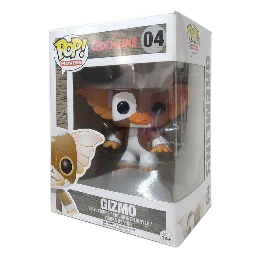 Funko Pop! Movies Gremlins Gizmo vinyl figure número 04
