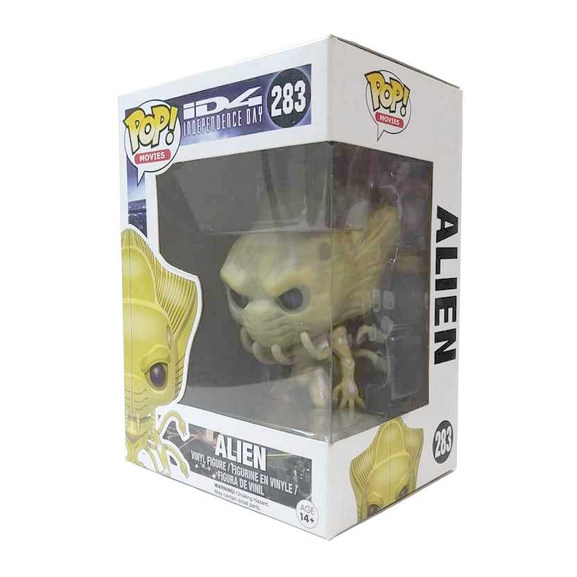 Funko Pop! Movies Independence Day The Id4 Alien vinyl figure número 283