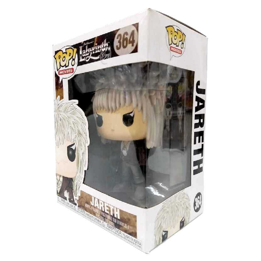 Funko Pop! Movies Labyrinth (Labirinto) Jareth The Goblin King (David Bowie) número 364