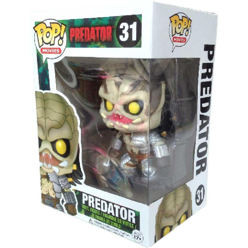Funko Pop! Movies Predator (Predador) vinyl figure número 31