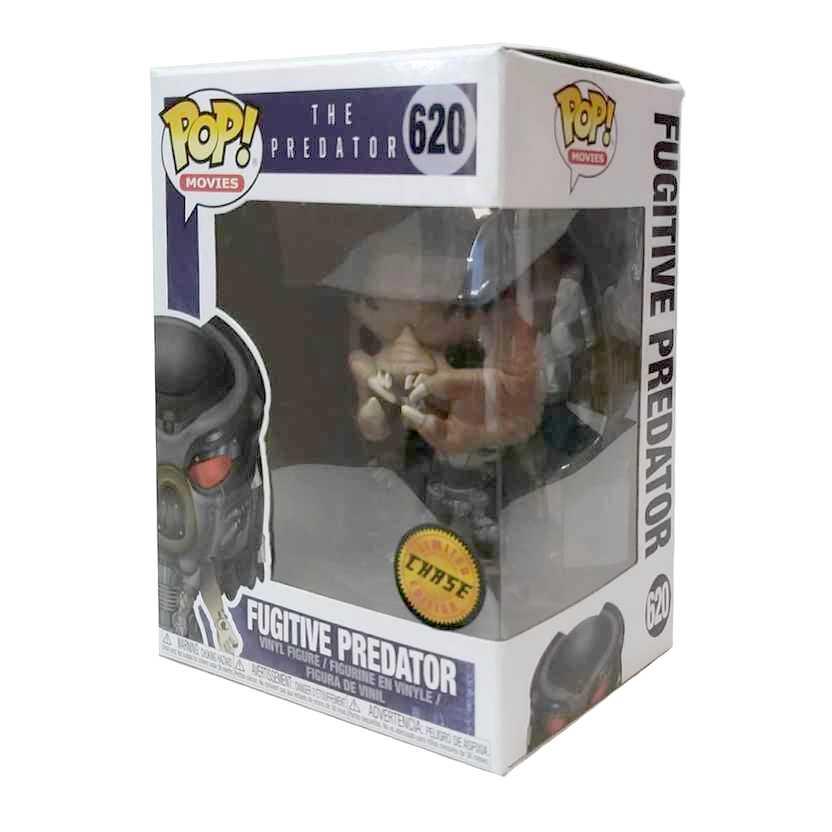 Funko Pop! Movies The Predator Fugitive Predator CHASE vinyl figure número 620