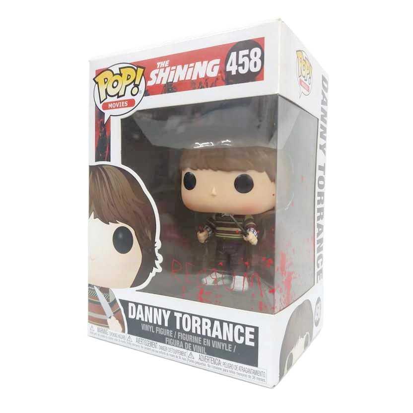 Funko Pop! Movies The Shinning Danny Torrance vinyl figure número 458 O Iluminado