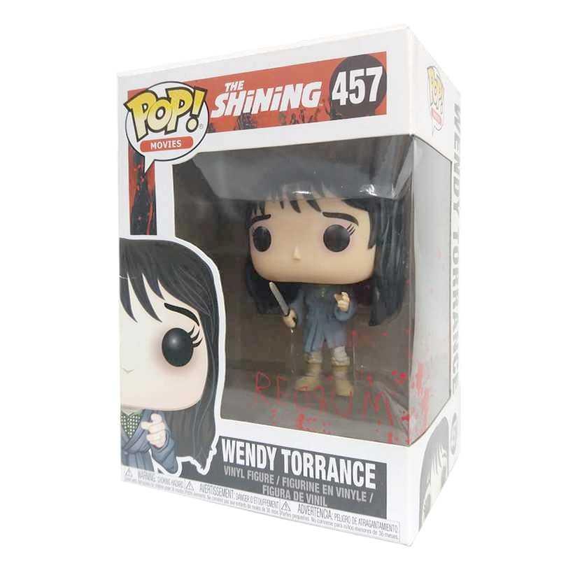 Funko Pop! Movies The Shinning Wendy Torrance vinyl figure número 457 O Iluminado