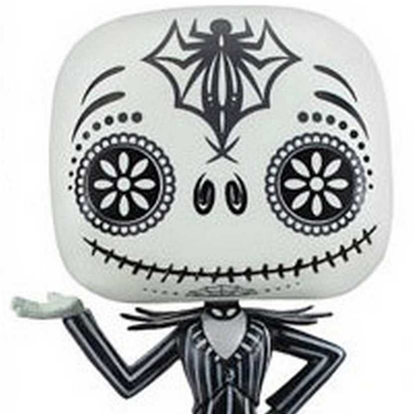 Funko Pop! Nightmare Before Christmas Jack Skellington - Day of the Dead número 69