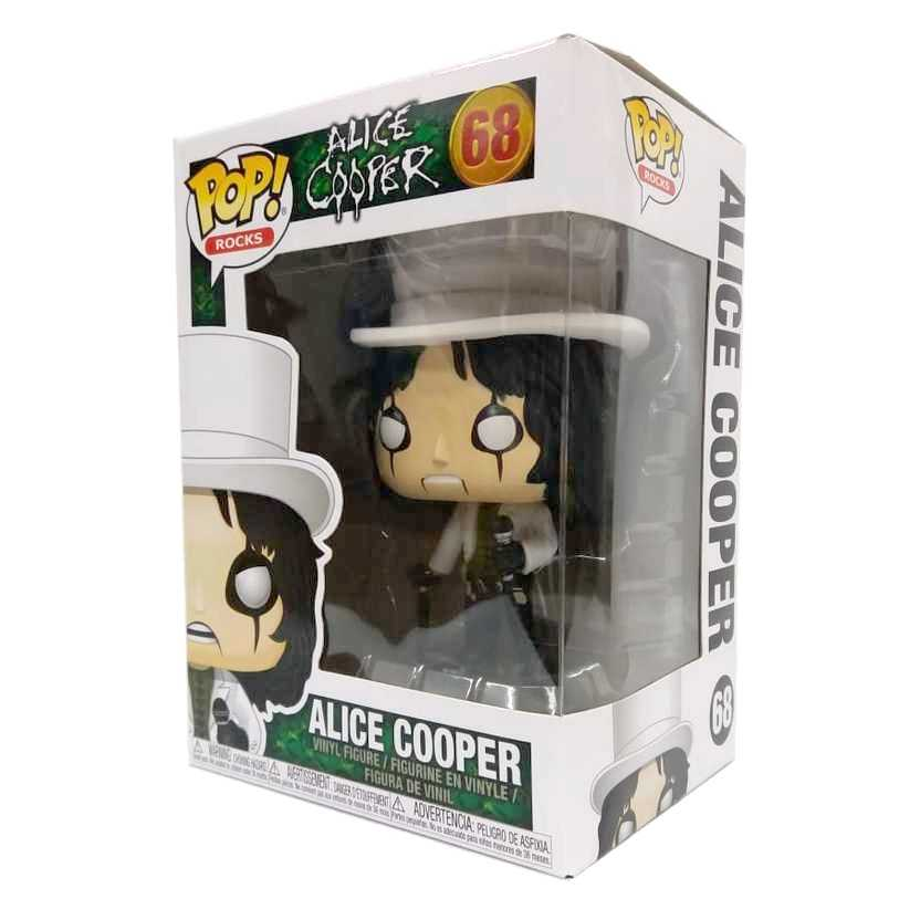 Funko Pop! Rocks Alice Cooper vinyl figure número 68