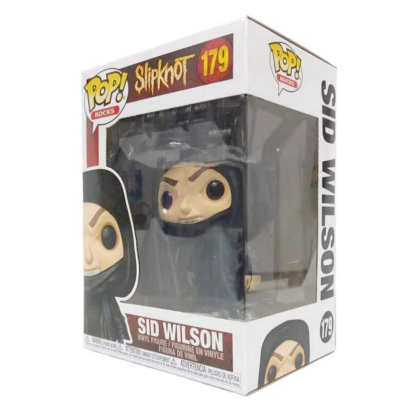 Funko Pop! Rocks Slipknot Sid Wilson vinyl figure número 179