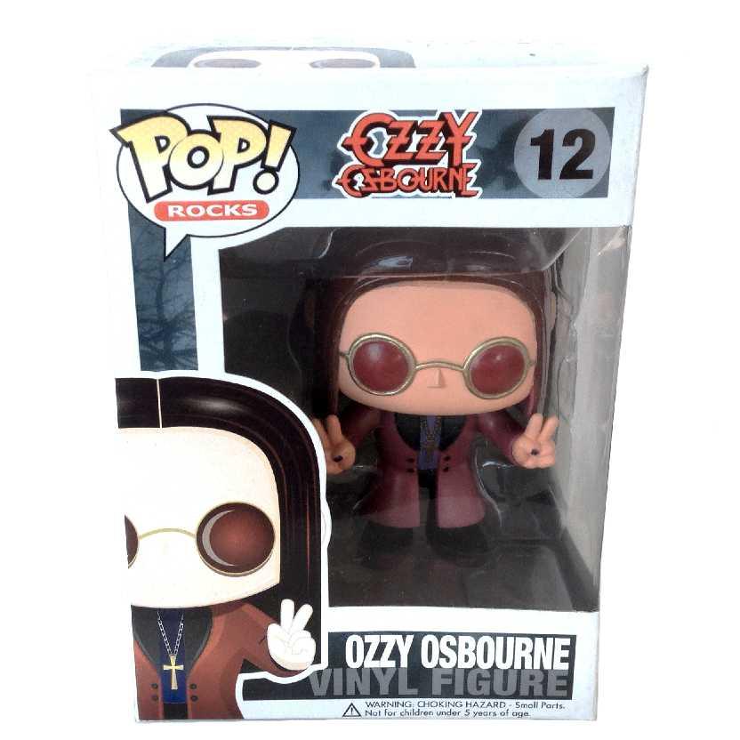 Funko Pop! Rocks vinyl : Ozzy Osbourne Action figure Raridade +barato que no Ebay