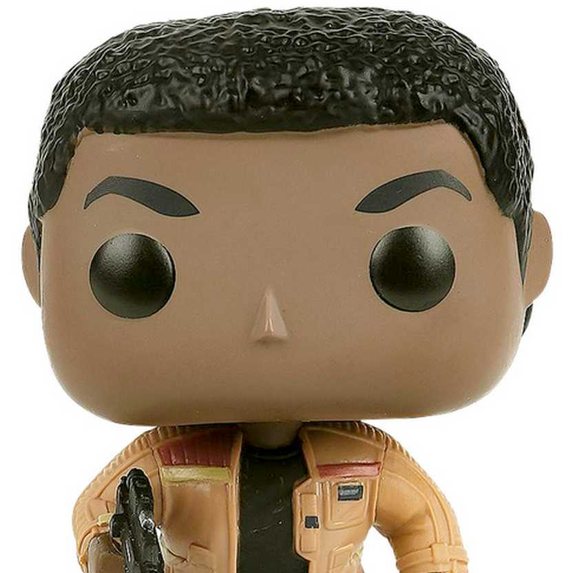 Funko Pop! Star Wars The Force Awakens Finn O Despertar da Força Episódio VII 7 número 59