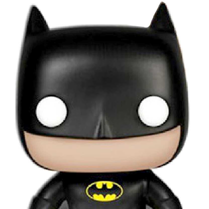 Funko Pop! Super Heroes Batman GameStop vinyl figure número 01 comprar online no Brasil