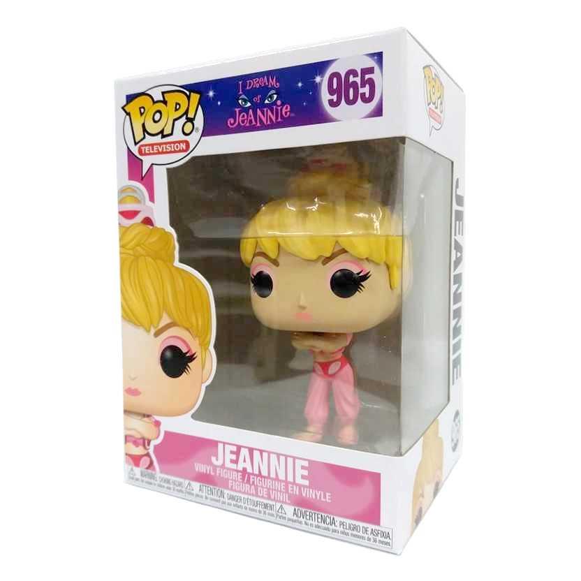 Funko Pop! Television I Dream of Jeannie Barbara Eden vinyl figure número 965