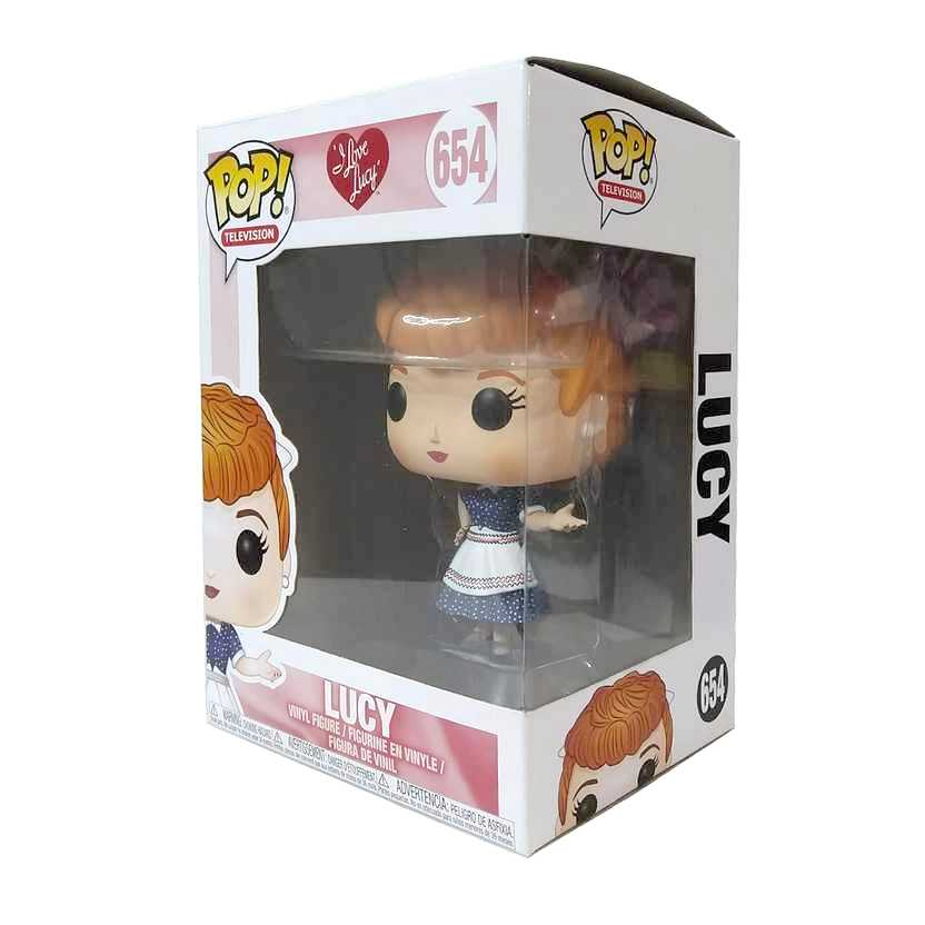 Funko Pop! Television I Love Lucy Lucy vinyl figure número 654