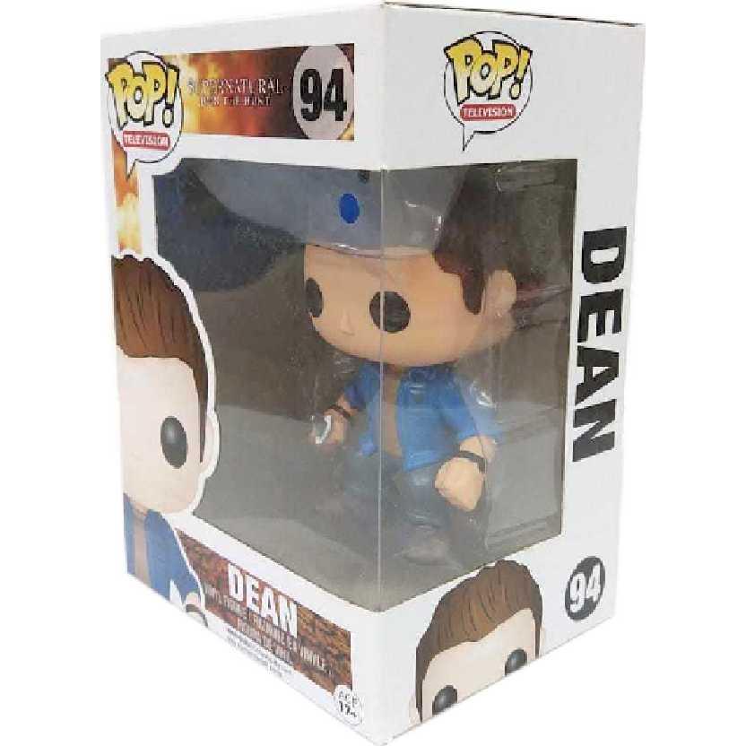 Funko Pop! Television Supernatural / Sobrenatural Dean Winchester número 94 ORIGINAL