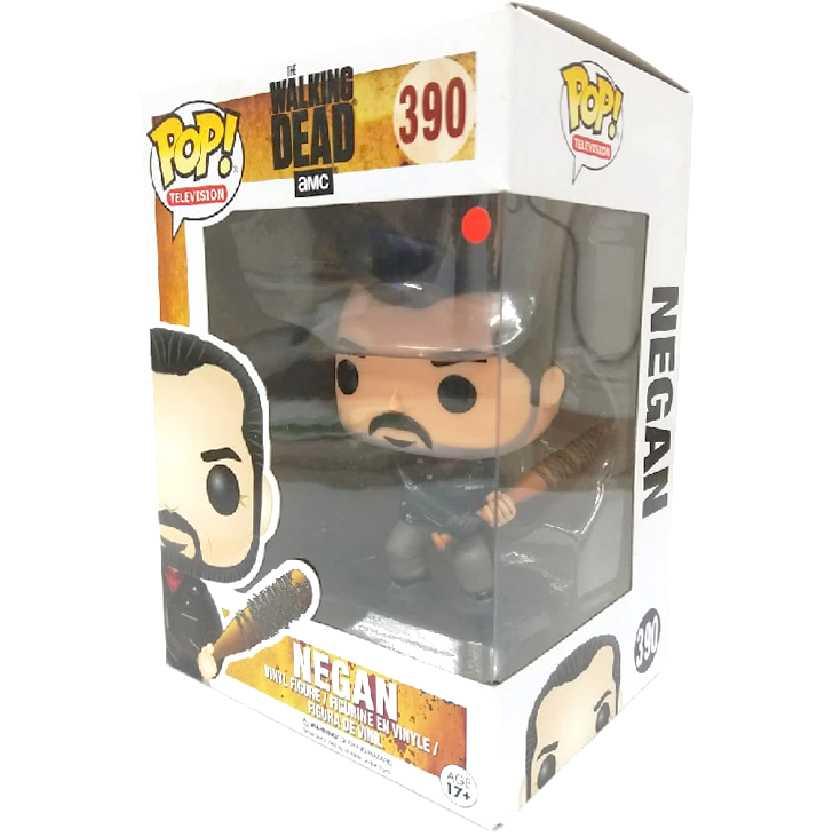 Funko Pop! Television The Walking Dead Negan vinyl figure número 390 Original