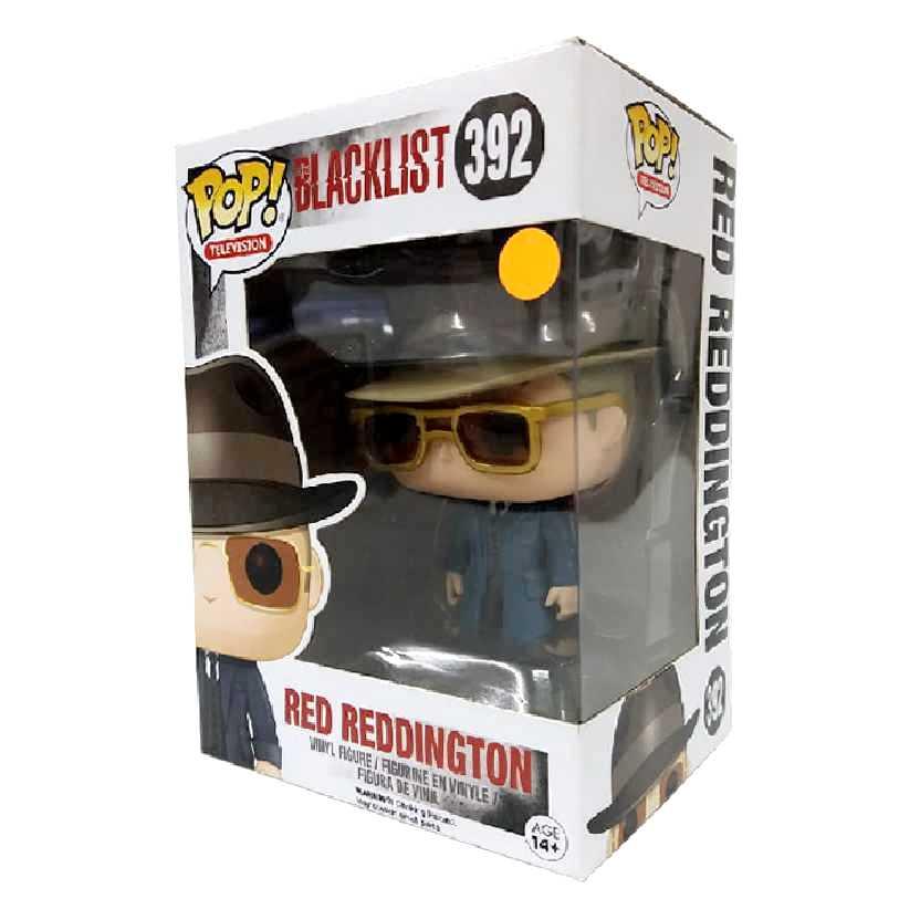 Funko Pop! TV The Blacklist Raymond Red Reddington (James Spader) número 392 Vaulted