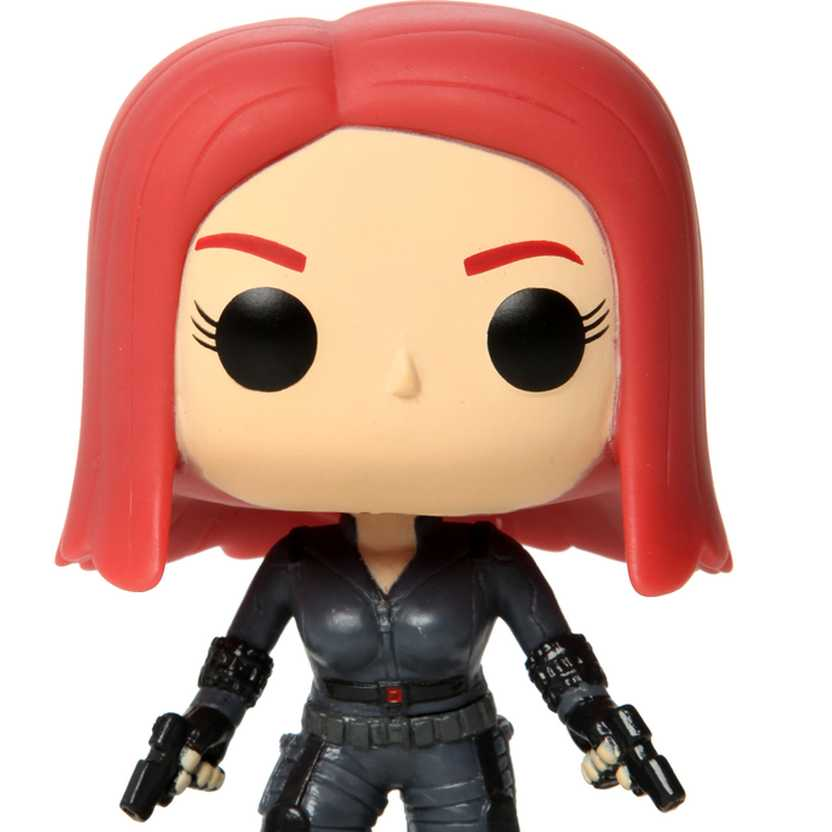 Funko Pop! Vinyl Marvel Black Widow (Winter Soldier 2014) num. 42