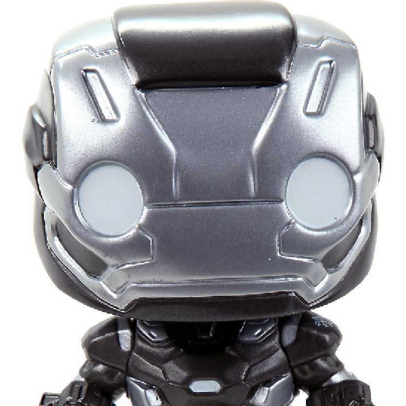 Funko Pop! War Machine do filme Capitão América: Guerra Civil vinyl figure número 128