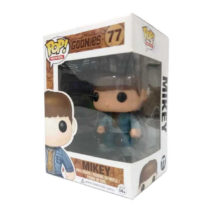 Funko Pop ! Movies The Goonies Mikey vinyl figure número 77