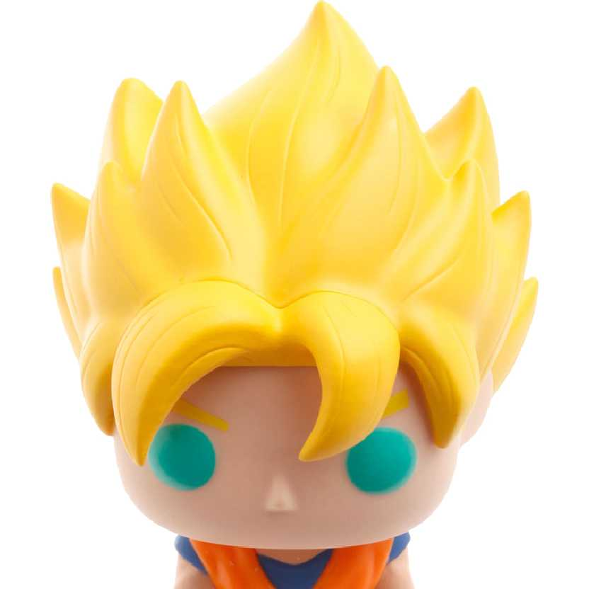 Funko Pop Animation Dragon Ball Z Super Saiyan Goku vinyl figure número 14