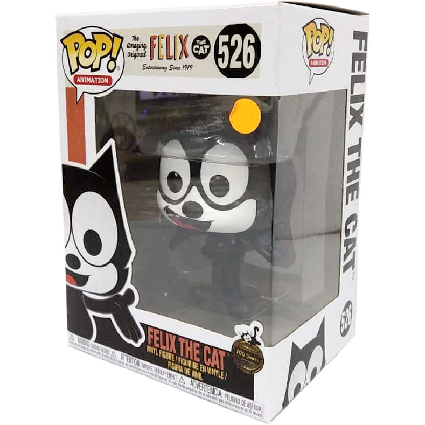 Funko Pop Animation Gato Felix vinyl figure número 526