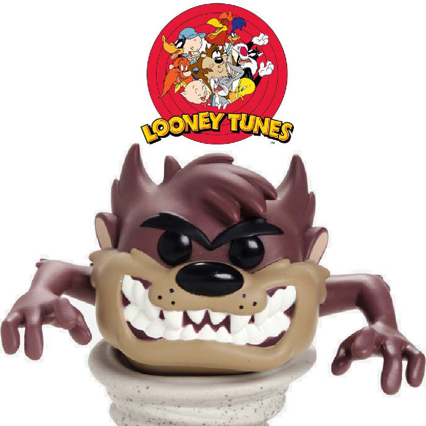 Funko Pop Animation Looney Tunes Taz vinyl figure número 312