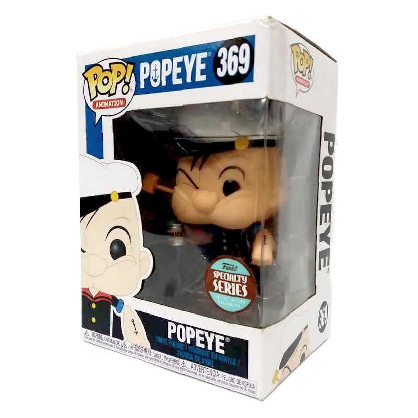 Funko Pop Animation Popeye vinyl figure número 369