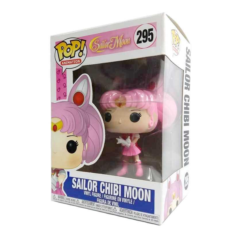 Funko Pop Animation Sailor Moon Chibi Moon vinyl figure número 295