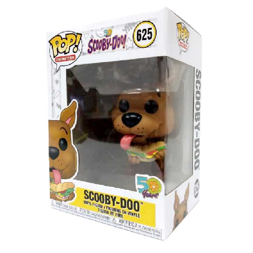 Funko Pop Animation Scooby-Doo ! 50 years vinyl figure número 625