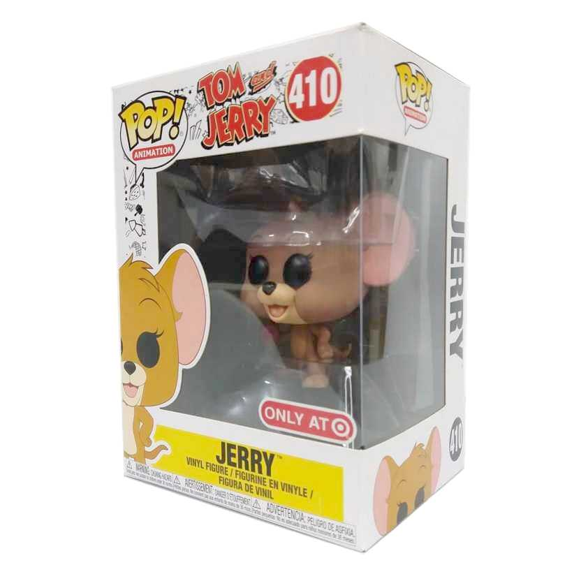 Funko Pop Animation Tom e Jerry vinyl figure Jerry número 410 Vaulted Raro