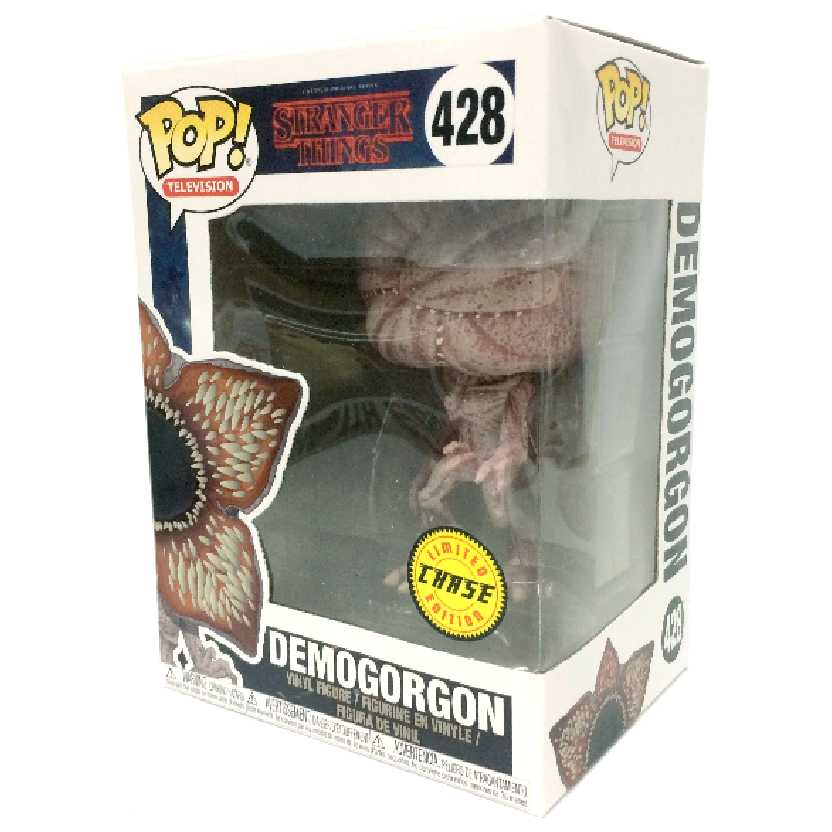 Funko Pop CHASE Stranger Things Demogorgon vinyl figure número 428