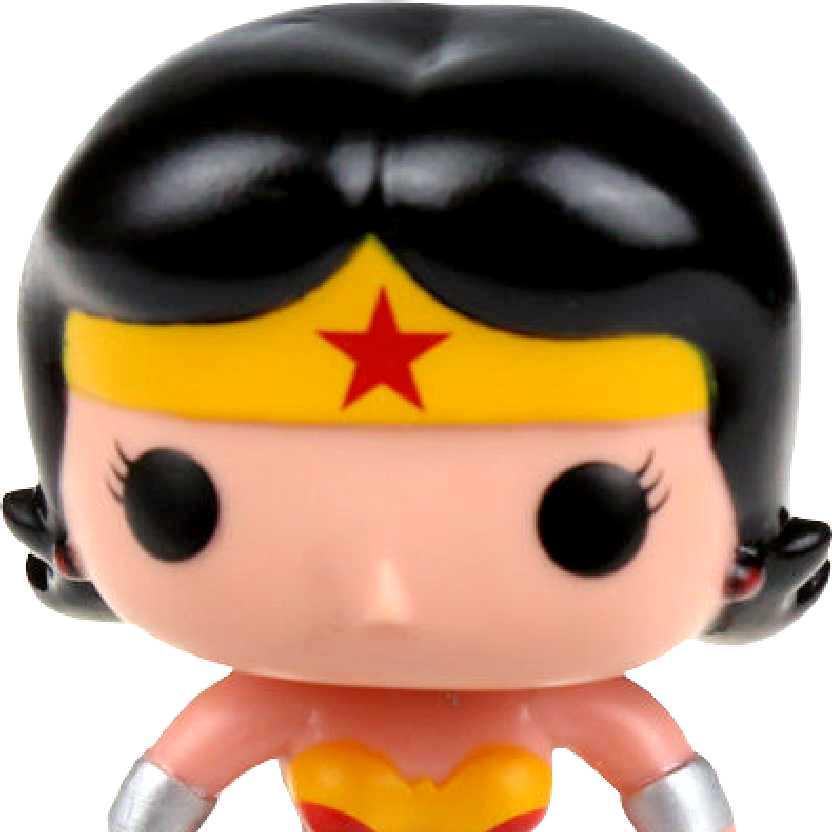 Funko Pop DC Universe Wonder Woman (Mulher Maravilha) vinyl figure número 08