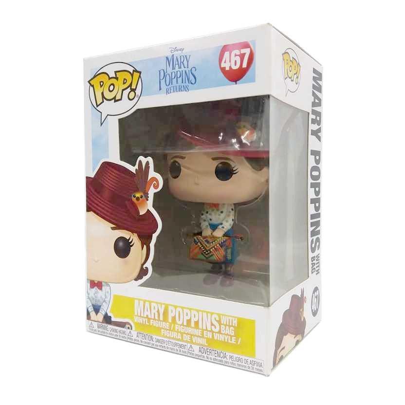 Funko Pop Disney Mary Poppins Returns vinyl figure número 467