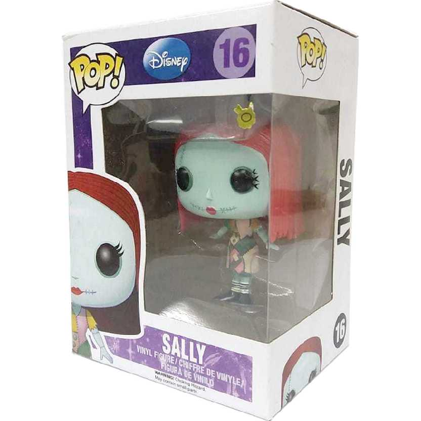 Funko Pop Disney Nightmare Before Christmas Sally comprar número 16
