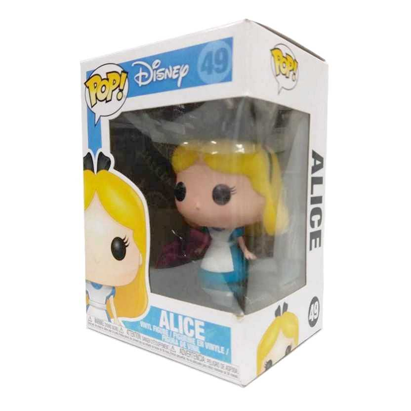 Funko Pop Disney series 5 Alice no País das Maravilhas in Wonderland vinyl figure número 49