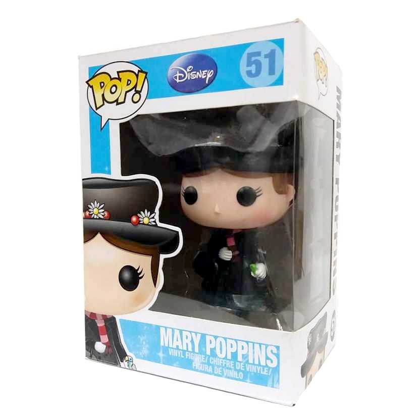 Funko Pop Disney series 5 Mary Poppins vinyl figure número 51