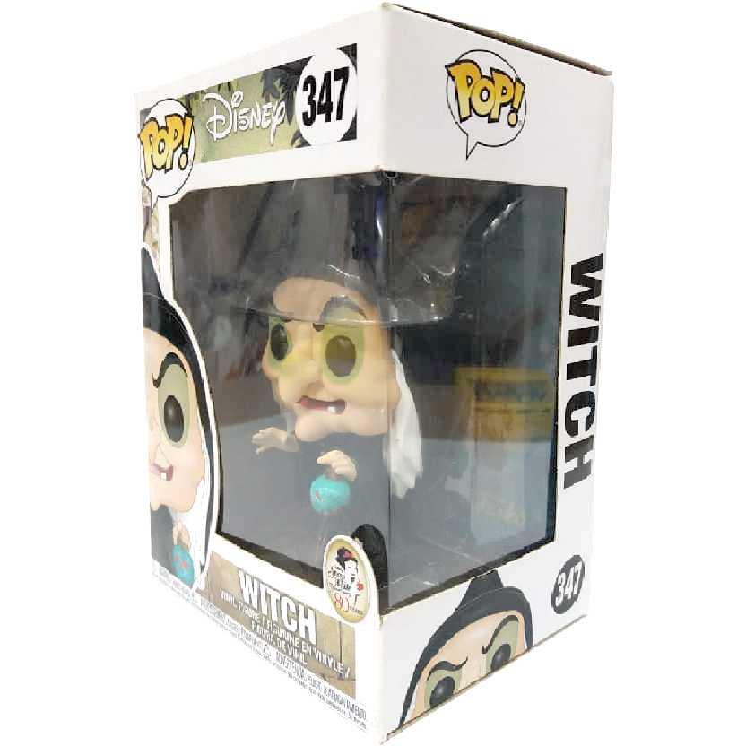 Funko Pop Disney Snow White Witch Bruxa da Branca de Neve e os sete anões número 347