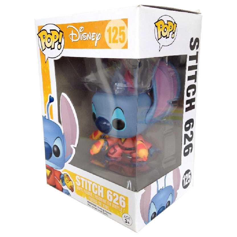 Funko Pop Disney Stitch 626 vinyl figure número 125