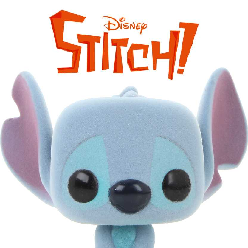 Funko Pop Disney Stitch Hot Topic vinyl figure número 159 Comprar online no Brasil