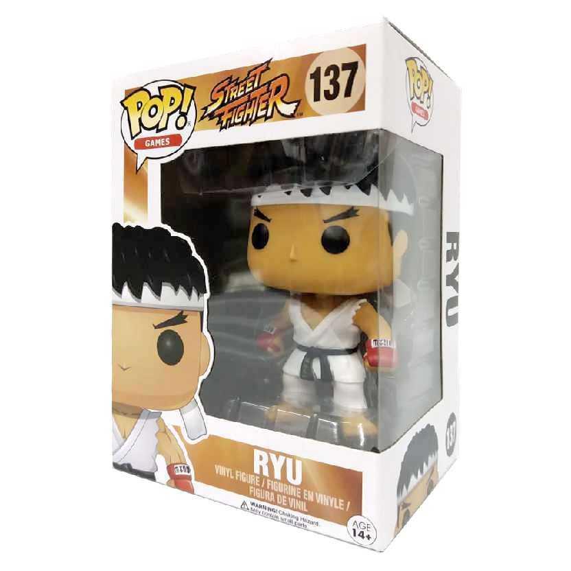 Funko Pop Games Street Fighter RYU vinyl figure #137