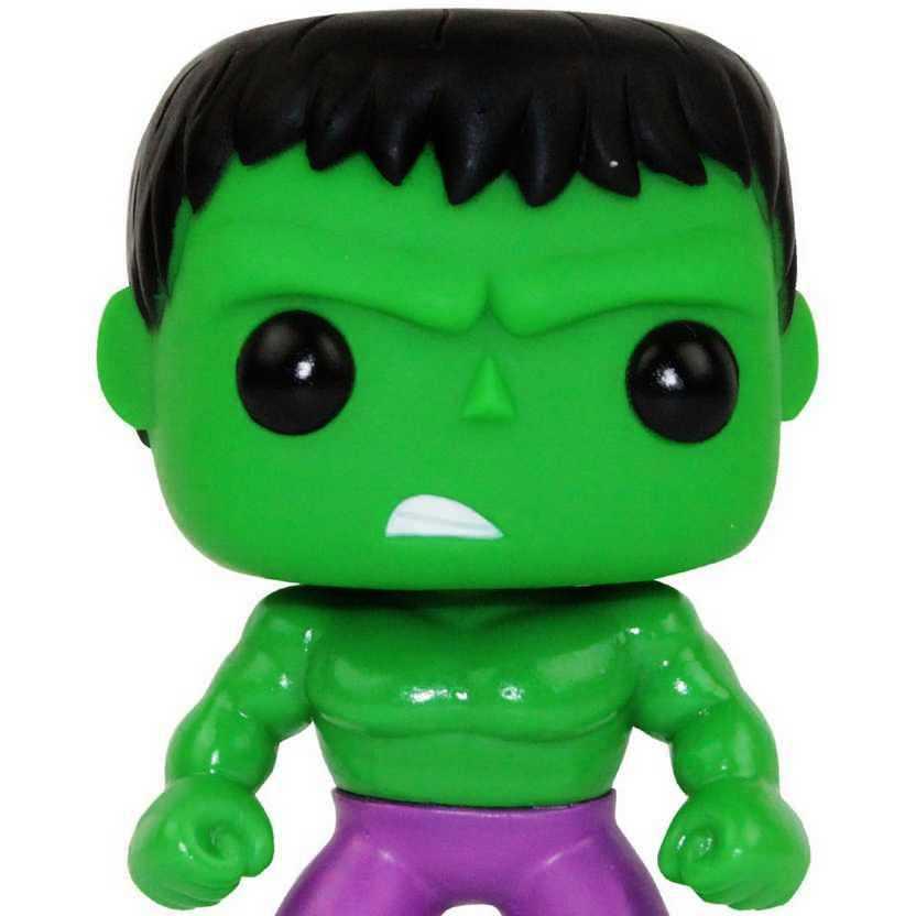 Funko Pop Marvel Universe The Hulk num. 08 Vinyl Bobble-Head figure