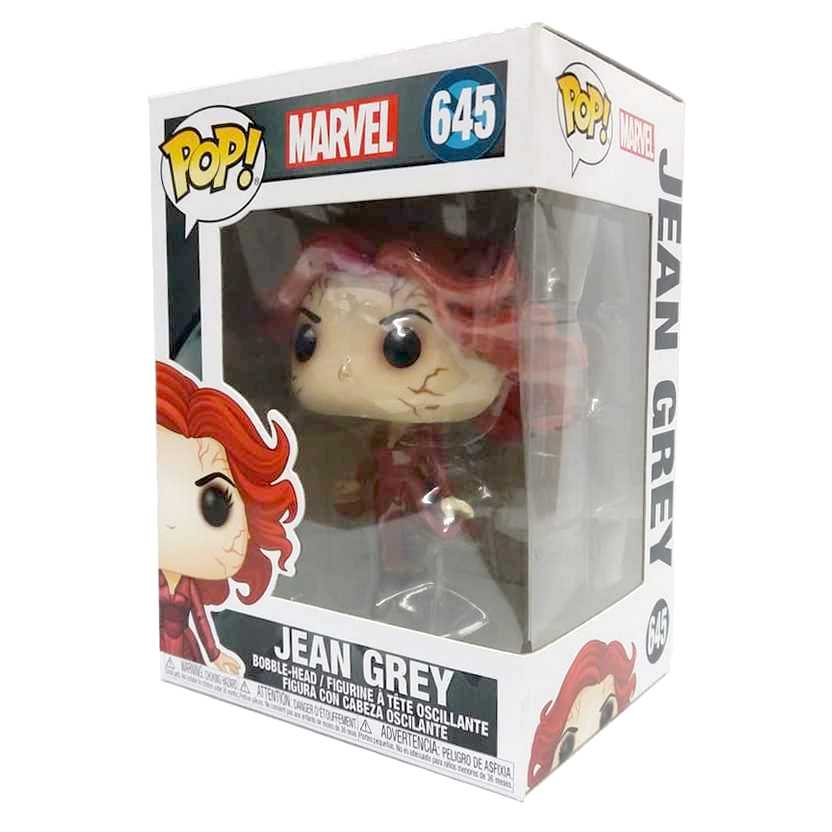 Funko Pop Marvel X-Men The Last Stand Jean Grey vinyl figure número 645