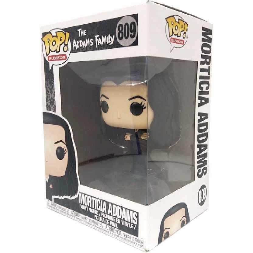 Funko Pop Morticia da Família Addams The Addams Family vinyl figure número 809