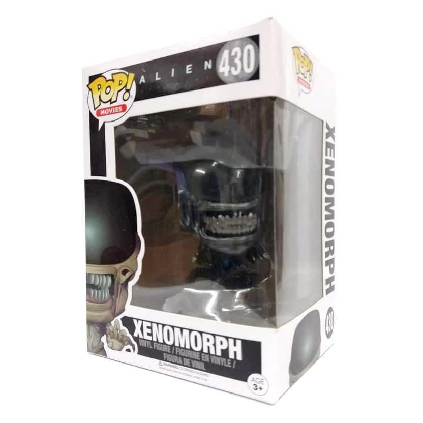 Funko Pop Movies Alien Covenant Xenomorph vinyl figure número 430