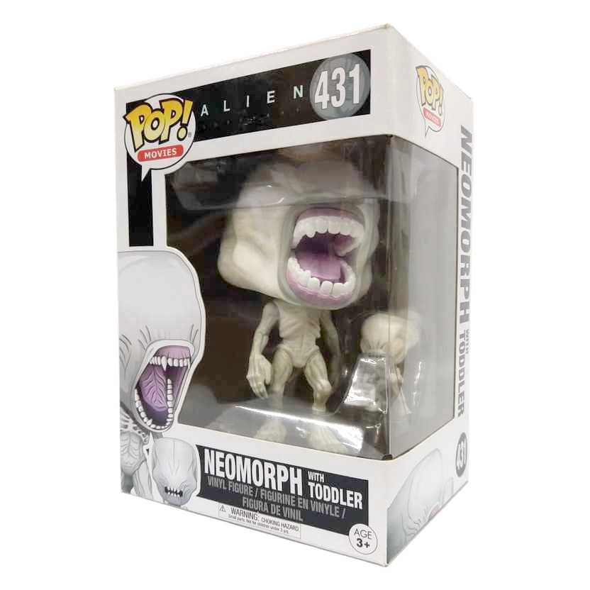 Funko Pop Movies Alien Neomorph with Toddler vinyl figure número 431