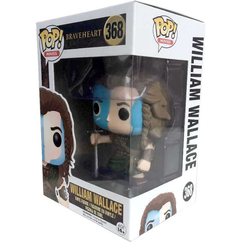 Funko Pop Movies Braveheart (Coração Valente) William Wallace (Mel Gibson) #368