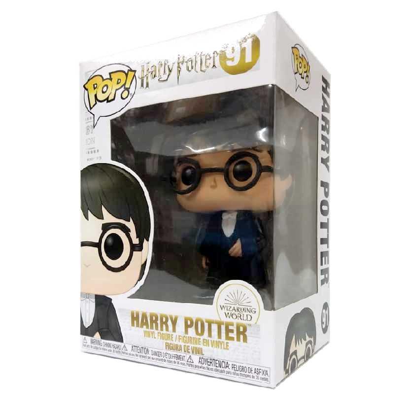 Funko Pop Movies Harry Potter Yule Ball vinyl figure número 91