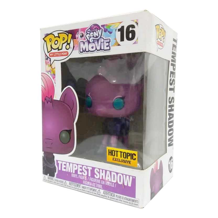 Funko Pop Movies My Little Pony Tempest Shadow vinyl figure número 16