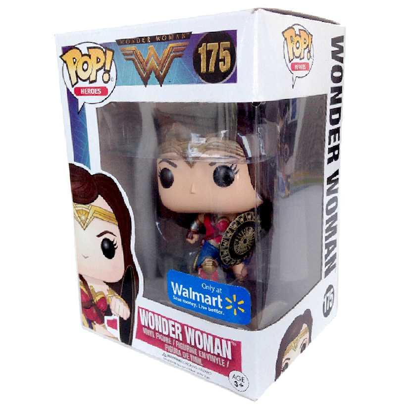 Funko Pop Mulher Maravilha (Gal Gadot) Wonder Woman vinyl figure número 175