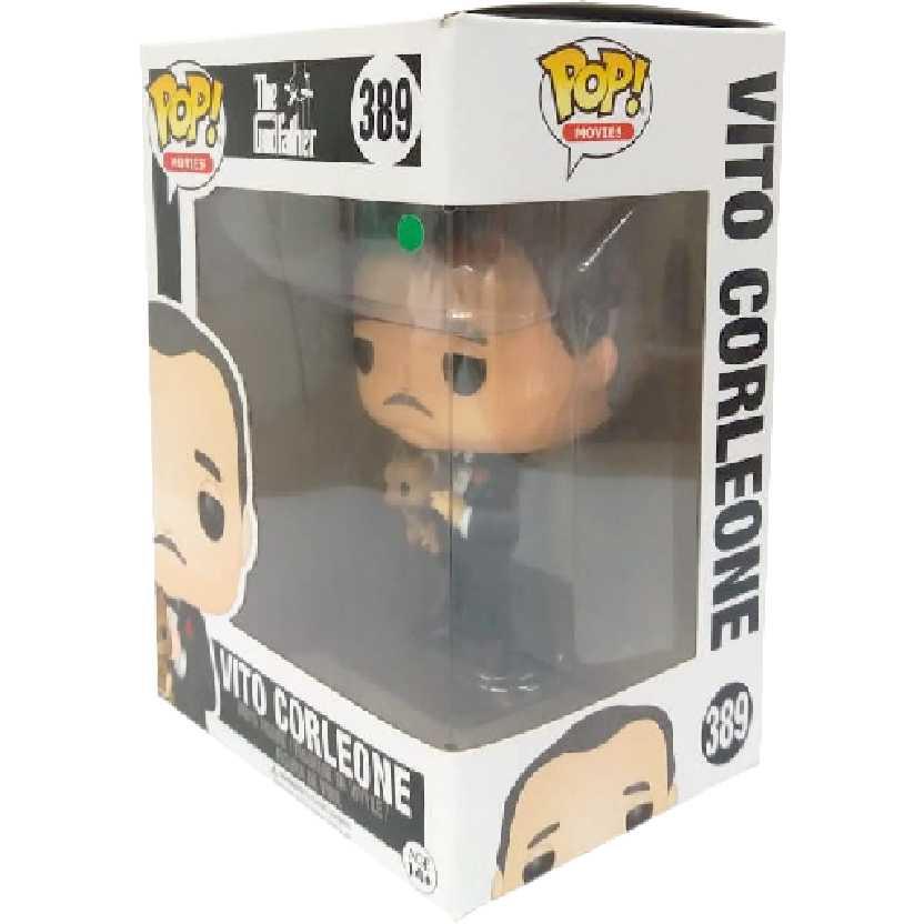 Funko Pop O Poderoso Chefão Don Vito Corleone (Don Corleone) Godfather número 389