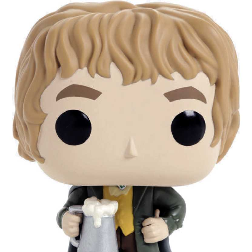 Funko Pop O Senhor dos Anéis (The Lord of The Rings) Merry BrandyBuck vinyl figure número 528